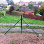 Zahradní pletiva na oplocení